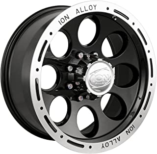 Ion Alloy 174 Black Beadlock Wheel (15x8