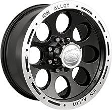Ion Alloy 174 Black Beadlock Wheel (16x8