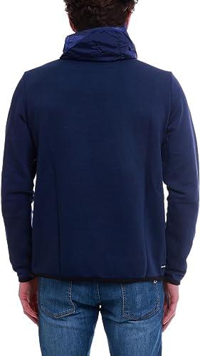Weekend Offender - Sweat-Shirt - Homme Bleu Bleu Marine