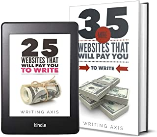 The Work from Home Boxed Set: 60 Websites that Pay You to Write
