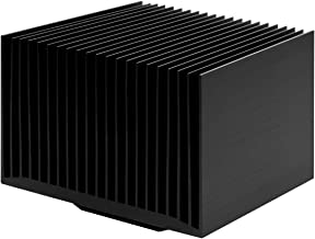 Arctic Alpine AM4 Passive - Silent CPU Cooler for AMD Socket AM4 I Easy Installation and Long Service Life - 99 X 70 mm - Black