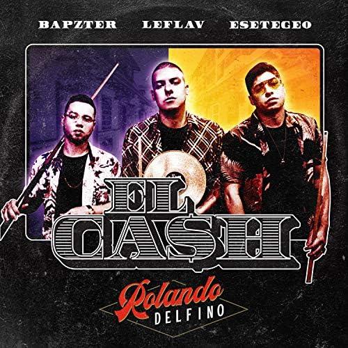 Rolando Delfino feat. Bapzter, Esetegeo & Leflav