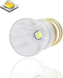 Ultra Bright XM-L2 LED Bulb 1200 Lumens Drop-in P60 Design Module,Single Mode Flashlight Repair Replacement LED Bulb For Surefire Hugsby C2 G2 Z2 6P 9P G3 S3 D2 Ultrafire 501B 502B (1 pack)