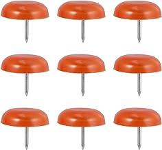 DOITOOL 50 stks Meubilair Glides Benen Nail Protector Non-Skid Stoel Tafelbeen Floor Pads Tacks voor Meubelbenen Die van k...