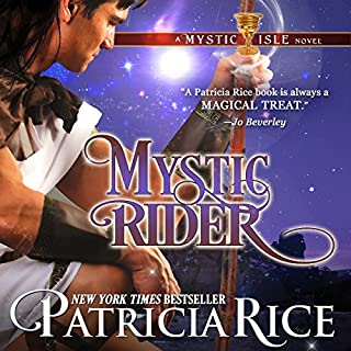 Mystic Rider audiobook cover art