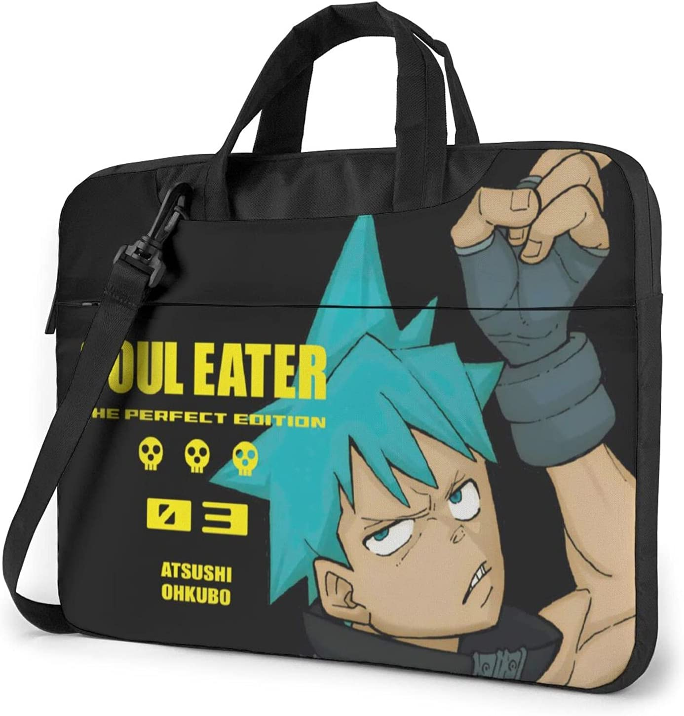 Mail Outlet sale feature order cheap ECHOECVFG Soul Eater 13 bag15.6 14 Laptop inch
