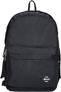 Impulse 30 Ltrs Black Casual Backpack (Backpack Noble Black)