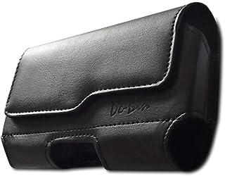 Debin iPhone 6 6s Belt Clip Case, iPhone 7 8 Holster, Leather Belt Clip Pouch Holster..