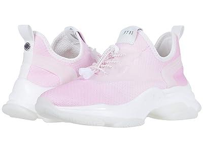 Steve Madden Myles Sneaker (Pink) Women