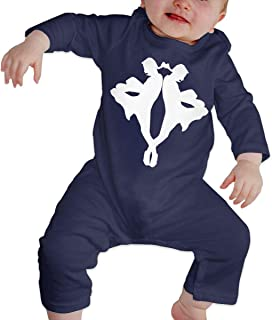 Dee O.STORE Unisex Kids Girls Boys Bodysuits Coverall Jumpsuit Muay Thai Sleep and Play Pajamas Sleeper