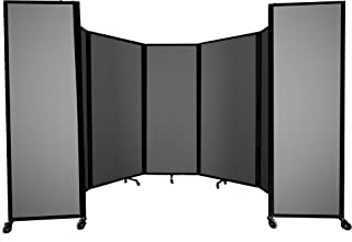 low partition wall