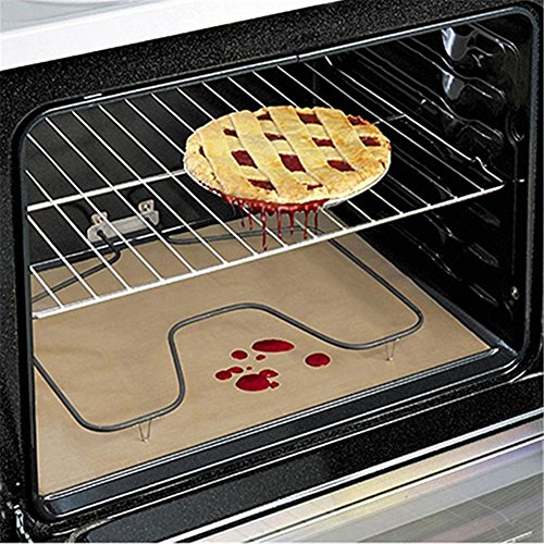 résistant aux températures élevées Set de table la chaleur pression Craft Feuille de transfert anti-adhésif four barbecue Huile papier Tapis de cuisson Countertop Protector