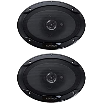 Kenwood KFC-6966S Speaker 3-Way Automotive Speaker