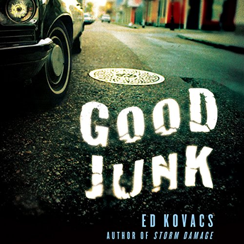 Good Junk audiobook cover art