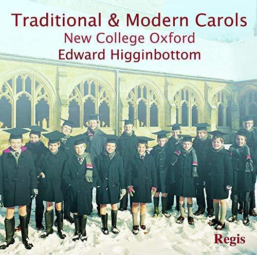 Traditional & Modern Carols. Higginbottom.
