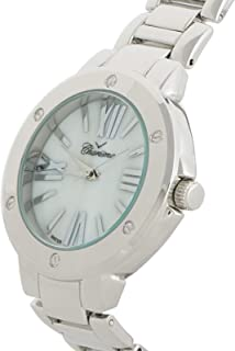 Charisma Casual Watch for WomenStainless Steel B and, Analog, C6600