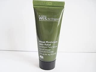 Origins Dr. Andrew Mega-mushroom Skin Relief Advanced Face Serum 0.5 oz/ 15 ml