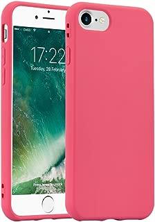 Pastel Rainbow Jelly iPhone 7 牡蛎粉红色