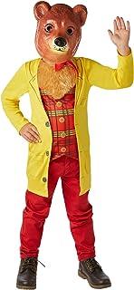 Rubie's Official Mr Bear Fancy Dress Boys Goldilocks Fairytale Book Week Day Kids Childs Costume