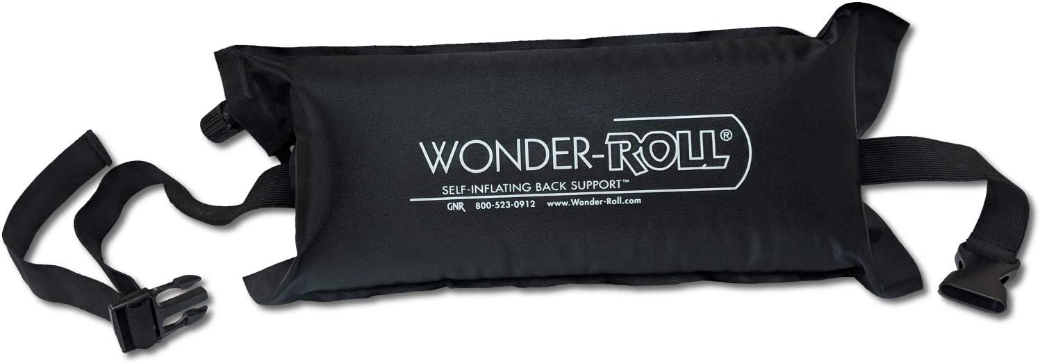 Wonder-Roll Max Popular product 67% OFF Self Inflating Travel inflating Pillow Lumbar