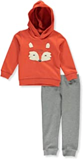 Carter's Boys' Sherpa Fox 2-Piece Sweatsuit Pants Set