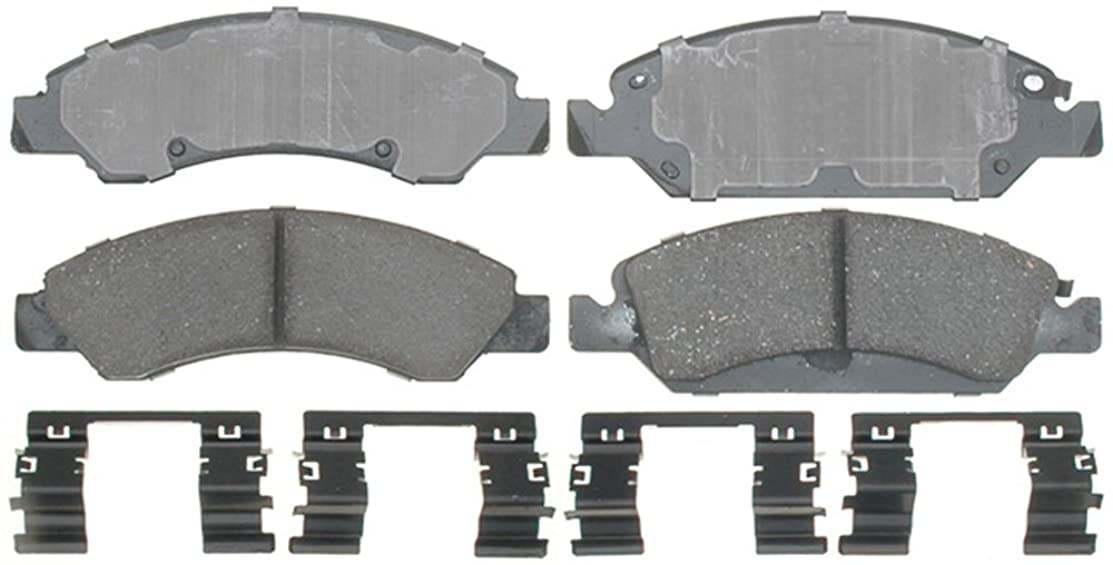 Raybestos ATD1367C Advanced Technology Ceramic Disc Brake Pad Set