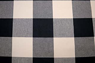 kaufmann buffalo check fabric