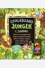 The Chalkboard Jungle Board book