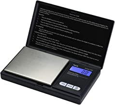 American Weigh Scales Signature Series Black AWS-250-BLK Digital Pocket Scale, 250 by 0.1 G