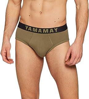 Miguel YAMAMAY/® Slip Brasiliana da Uomo in Jersey Stretch