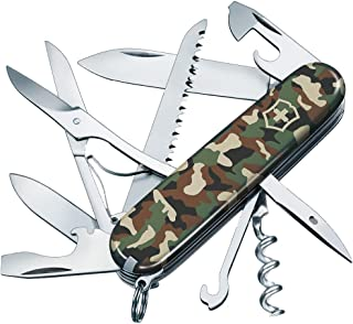 Victorinox 1371313NP Navaja Huntsman, Camuflaje 13713.94, camouflage, 91mm