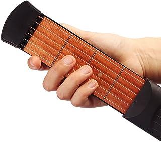 ポケットギター 練習用ツール 4フレット 収納袋 調整レンチ付き TOKYO GOODS MARKET