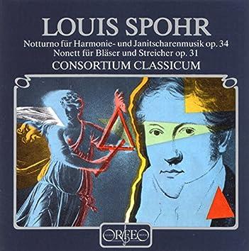 Spohr: Notturno in C Major, Op. 34 & Nonet in F Major, Op. 31