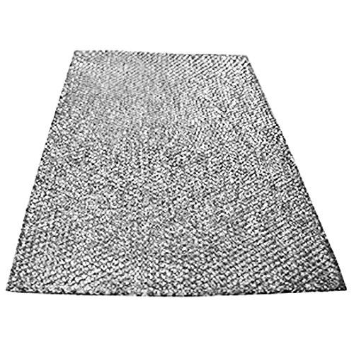 SPARES2GO groot aluminium gaasfilter voor Ignis afzuigkap/afzuigkap afzuigkap (91 x 46 cm, op maat gesneden)