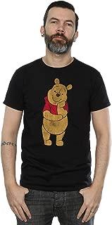 Disney Men's Winnie The Pooh Classic Pooh T-Shirt