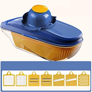 Upgraded Version (12 In 1) Potato Slicer Multi-function Shredder, Dicing Machine, Kitchen Utensils