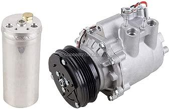 For Honda Civic 2003 2004 2005 AC Compressor w/A/C Drier - BuyAutoParts 60-86488R2 NEW