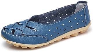 Amazon.es: Azul - Mocasines / Zapatos para mujer: Zapatos y ...