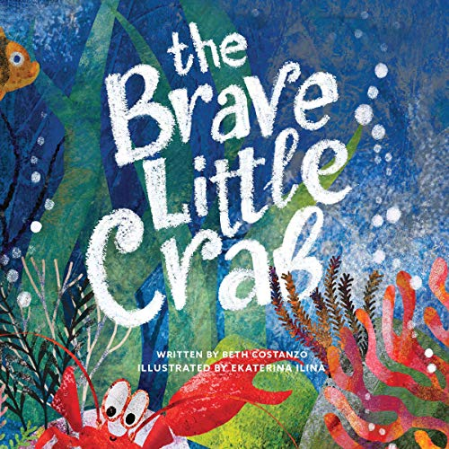 The Brave Little Crab audiobook cover art