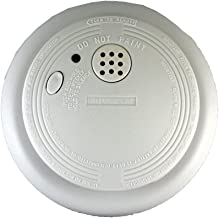 Universal Security Instruments 9-Volt Battery Operated Photoelectric Smoke and Fire Alarm, Model SS-901-LR