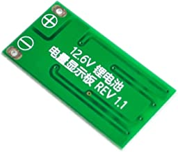 Electronic Module Lithium Battery Capacity Indicator Module Lipo Li-ion Power Level Display Board 3 Series 9-26V 3S 11.1V ...