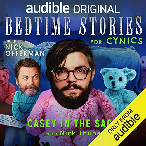 Ep. 9: Casey in the Sack With Nick Thune (Bedtime Stories for Cynics) copertina