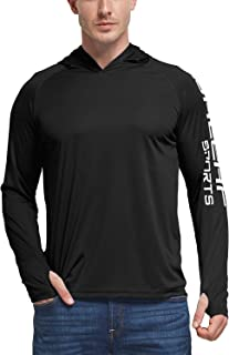 BALEAF Men's UPF 50+ UV Sun Protection Outdoor Running Performance T-Shirt