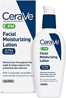 Cerave Facial Moisturizing Lotion PM Ultra Lightweight - 89 ml