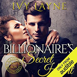 The Billionaire's Secret Heart audiobook cover art