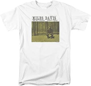 Men's Davis Miles Portrait Adult T-Shirt