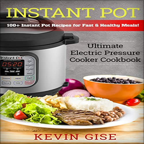 Instant Pot audiobook cover art