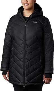 Women's Heavenly Long Hooded Jacket - Plus Size