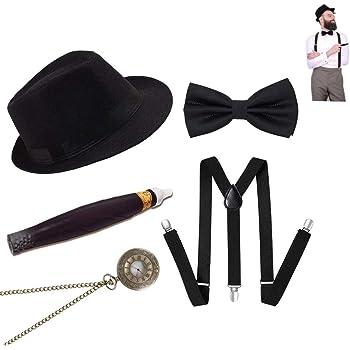 1920s Set Accessori di moda Ruggente Anni/'20 Grande Gatsby Party a tema Flapper Camicie Da