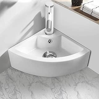 Best corner vanity basin Reviews
